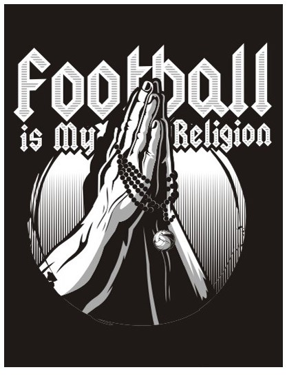 """football religion Fifa president gianni infantino has described nigeria as a country with unquantifiable passion and love for football, and where football is more than a religion """"i was told that in nigeria football is passion, but it is a lie because it is more than that."""