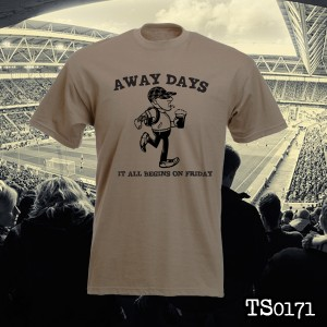 T-shirt Awaydays