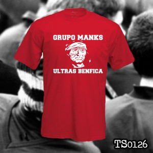 T-shirt Grupo Manks Benfica