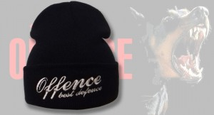 Hat Offence Best Defence
