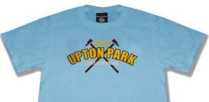 t-shirt hammers,upton park