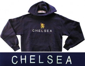 sweat chelsea flag