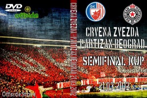 dvd red star-partizan cup 2012
