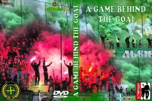 dvd a game behind the goal