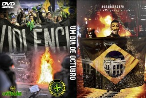 dvd brasilian protest fights 2014