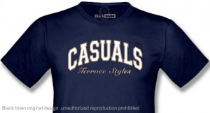t-shirt casuals college