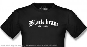 t-shirt blackbrain victory or valhalla