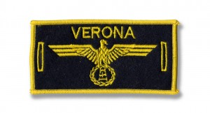 removable badge verona aquila