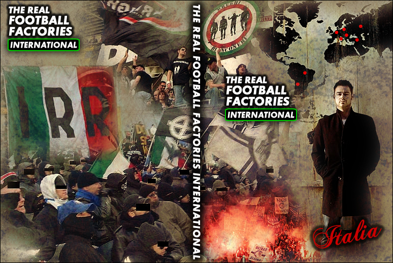 Dvd Real Football Factories Italy