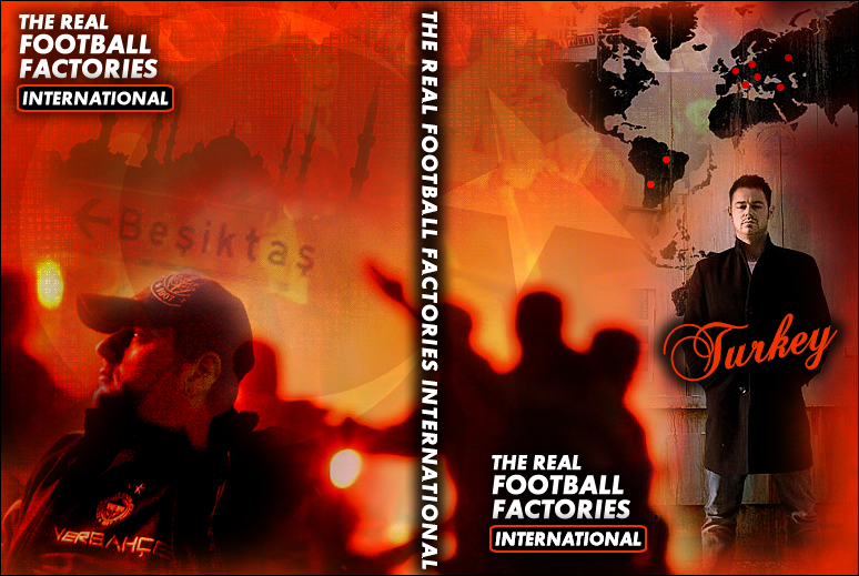 Dvd Real Football Factories Turkey