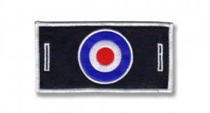 Removable badge Target