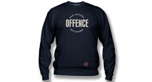 Sweat Offence Best Defence