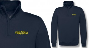 Half Zip Sweat Verona