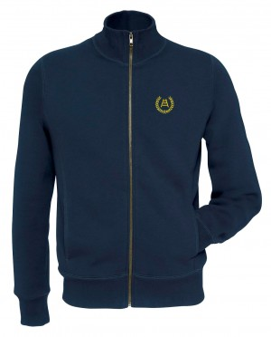 Full Zip Verona Alloro