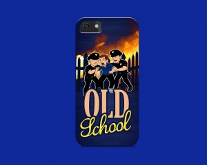 Phonecover oldschool
