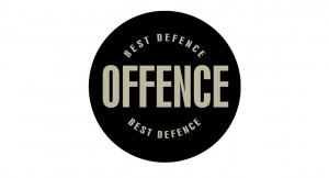 Sticker Offence Best Defence
