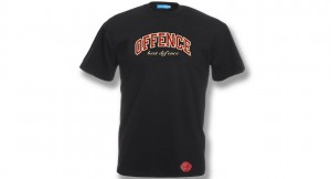 T-shirt  Offence Best Defence NG