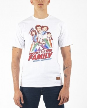 T-shirt EB Protect The Family