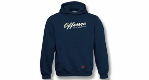 Hoodie Offence Best Defence