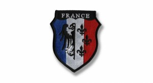 Patch Charlemagne France