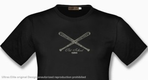T-SHIRT ULTRAS ELITE OLD SCHOOL BATS