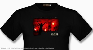 T-SHIRT ULTRAS ELITE PYROSHOW