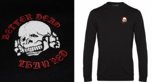 ROUNDNECK SWEAT BETTER DEAD THAN RED