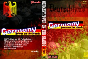 dvd germany,power on the stands 2011