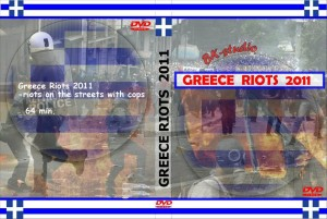 dvd greece riots 2011