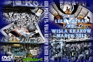 LECH POZNAN - WISLA KRAKOW MARCH 2012