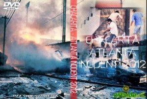 CHACARITA - ATLANTA INCIDENTS 2012