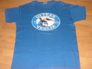 t-shirt ultras veglie