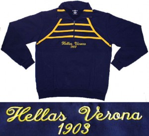 hellas verona 1/2 zipper