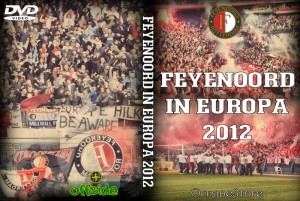 dvd feijenoord back in europe 2012