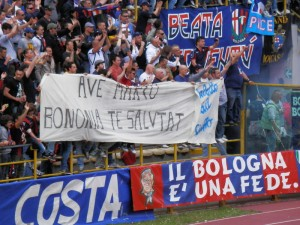 photo cd ultras bologna 2011/2012