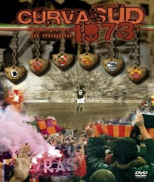 dvd curva sud 1973 as roma