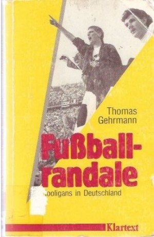 dvd fusball randale germany