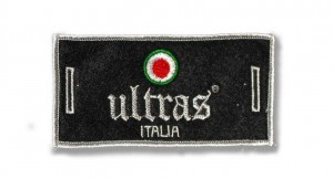 removable badge ultras italia