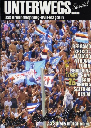 dvd groundhopping italia 2009-2013