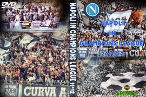 dvd ultras napoli on tour champions league 2011/12