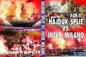 dvd hajduk-inter (home and away)