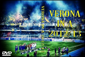 dvd verona back in serie a 2013