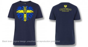 t-shirt impero hellas