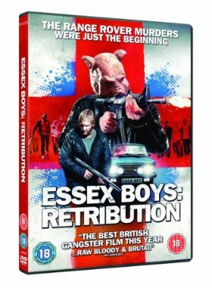dvd Essex Boys Retribution 2014