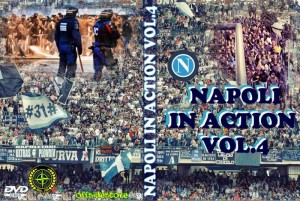 dvd napoli in action vol.4