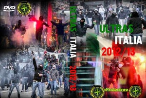 dvd italian ultras fights 2012/13