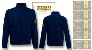 full zipper Zero
