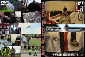 dvd England hooligans & proud 2014
