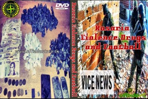dvd rosario violence,drugs and football