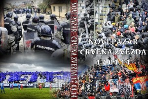dvd novi pazar-red star 2014